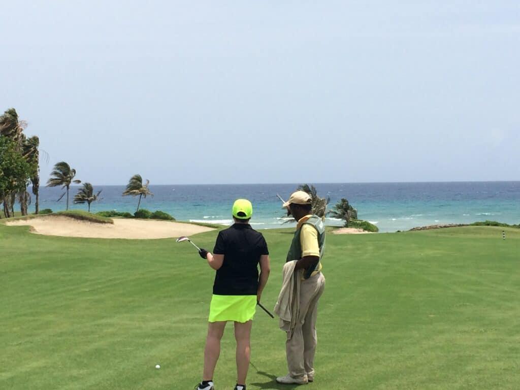 Golfen in Jameika